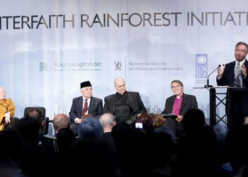 Interfaith Rainforest Initiative: Religious Institutions Calls for Action to Protect Ecosystem and Prevent Emerging Diseases