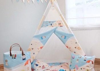 Myka Kids:Cute Teepees for Little Darlings
