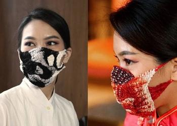 Masks for Charity: Mandarin Oriental Jakarta Auctions Designer Masks