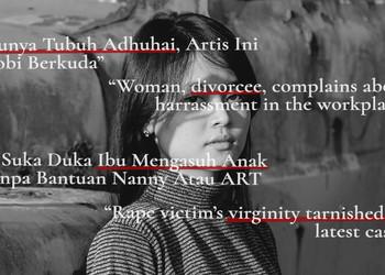 Gender Insensitive Journalism : Women's Representation in (Indonesian) Media