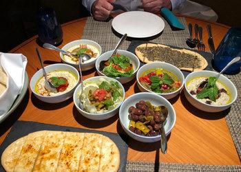 Plant-Based Lebanese Delights at Mandarin Oriental