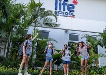 The Lycée Français de Jakarta Gets a Makeover