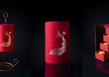 Limited Edition Phoenix Lantern Mooncakes at Four Seasons Hotel Jakarta