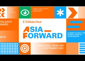 Alibaba Cloud x KrASIA Global Startup Accelerator Demo Day