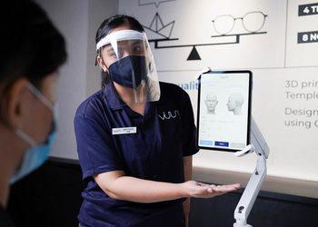 VIUUM: Changing Eyewear Retail Experience with Cutting-Edge Technology