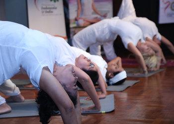 Celebrating the 5th International Day of Yoga
