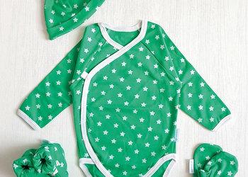 Introducing Cottonaries: Organic Clothing for Kids