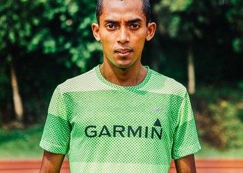 'Run for Your Life' with Indonesian Athlete Agus Prayogo