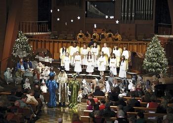 Christmas Services at All Saints Anglican Church Jakarta