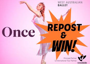 NOW! Jakarta Contest: West Australian Ballet