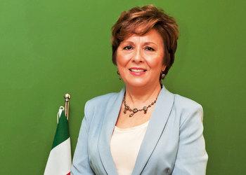 Maria Battaglia:  The New Director of the Italian Cultural Center, Jakarta