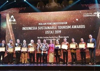 Hotel BorobudurNamed Leading Green Hotel