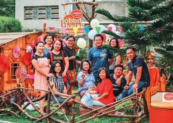 Fun Family Fishing at HARRIS Hotel Sentul City Bogor