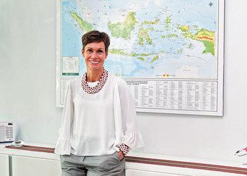 In Conversation with H.E. Marina Berg, the Swedish Ambassador to Indonesia