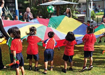 The British School Jakarta's Kindergarten: Exceeds Parents' Expectations!