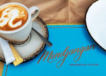 Mendjangan: Chill Out with Good Food