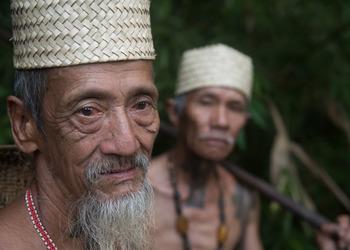 Life in a Longhouse Sungai Utik Village