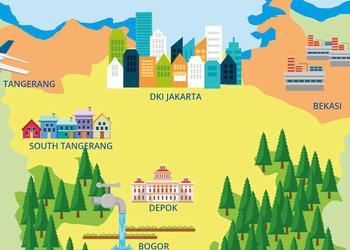 The Dynamics of Jakarta's Urban Fringes