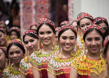Celebrating Indigenous Dance and Rituals at Gawai Festival