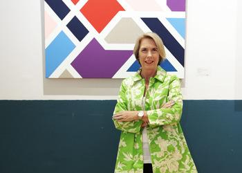 Talking Art with President Director of Indonesian Luxury Deborah Iskandar