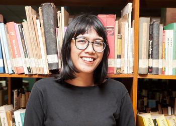 A Young Curator, Gesyada Annisa Namora Siregar