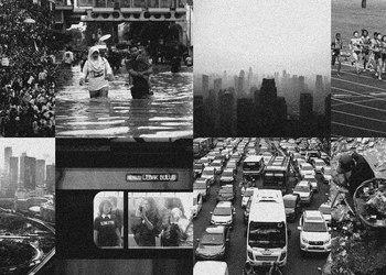Jakarta in a Decade