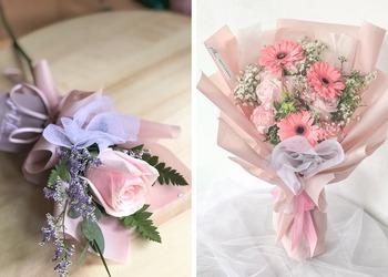 Petik Kembang: Bouquets of Joy
