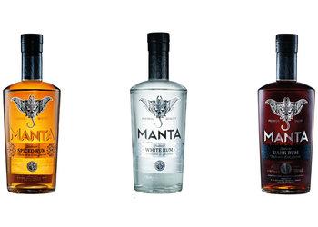 Manta Spiced Rum: Locally Made, International Quality