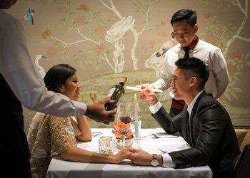 C'est Si Bon! A Posh Valentine's Dining Experience at AMUZ Gourmet