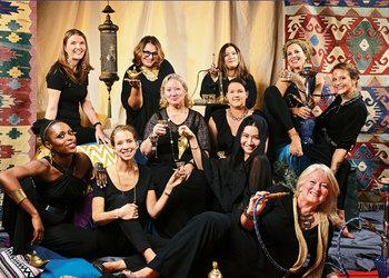 British Women's Association at The Ballroom of Shangri-La Hotel