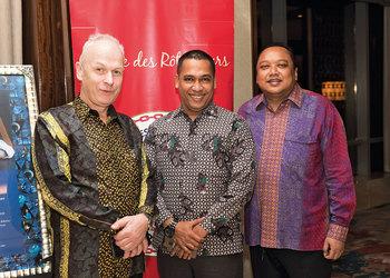 Chaîne Des Rôtisseurs Jakarta At Raffles Jakarta