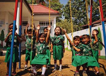 Happy Hearts Indonesia: Building Schools for the Poor