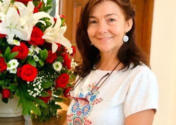 Take a Peek of #stayathome Activity of Mrs. Jana Chlebova Beckova