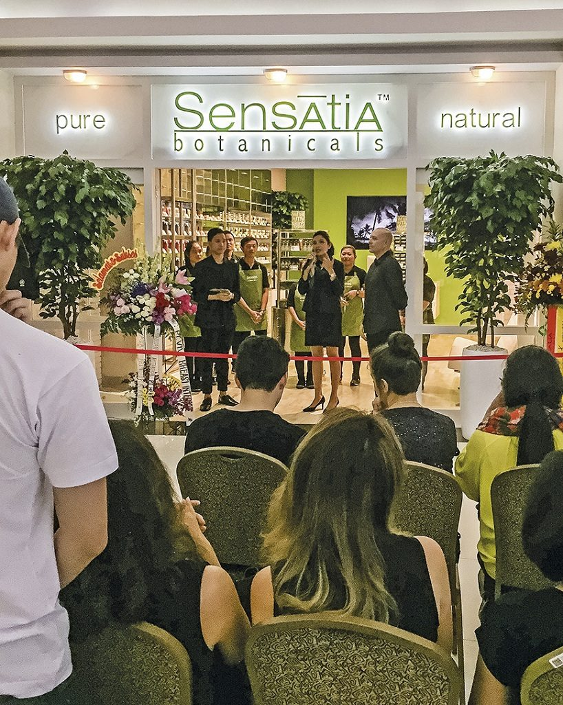 Sensatia Botanicals Opens New Shop in Karawaci (1)