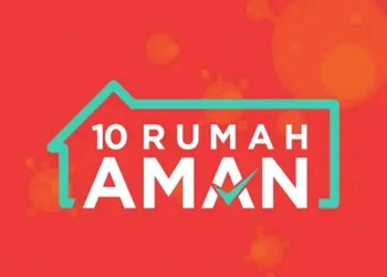 10 Rumah Aman—an App to Break the Spread of COVID-19