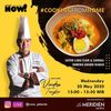 #CookingFromHome with Chef Vindex Tengker