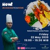 #CookingFromHome with Chef Adrian Aditya