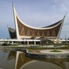 Brilliantly Designed Mosques in Indonesia