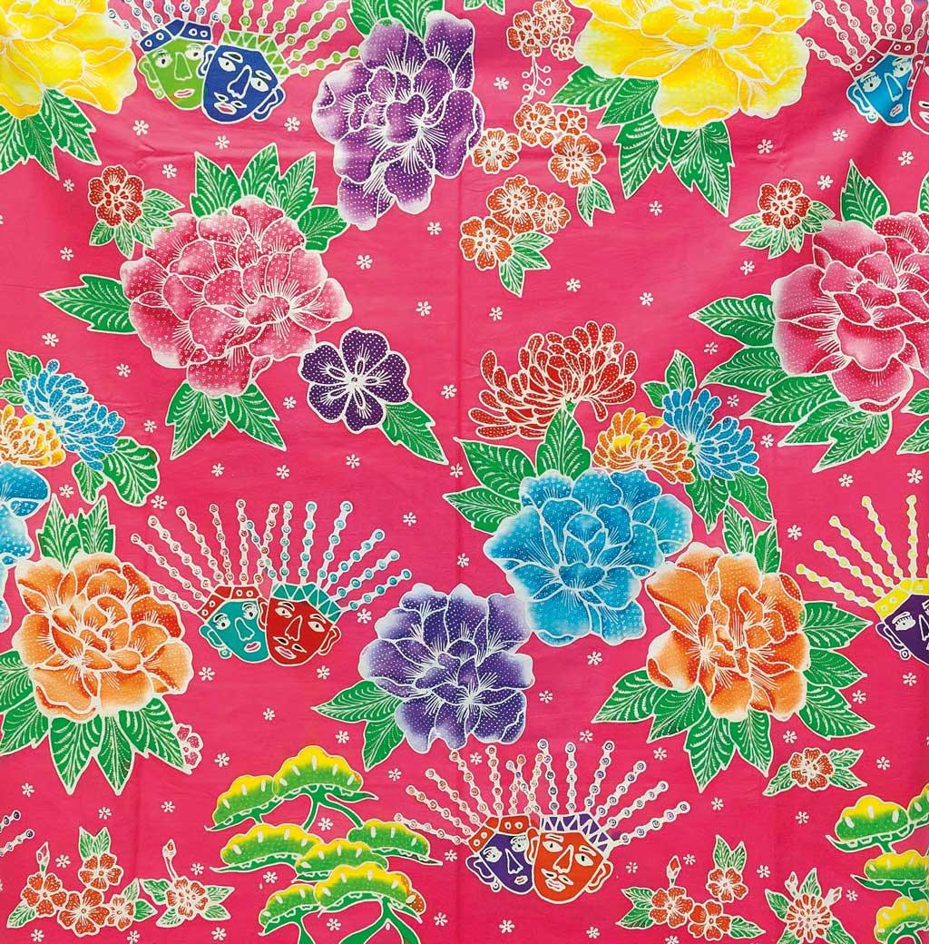 Batik Nona Jakarta Hand Drawn Jakarta Batik Textiles Now Jakarta