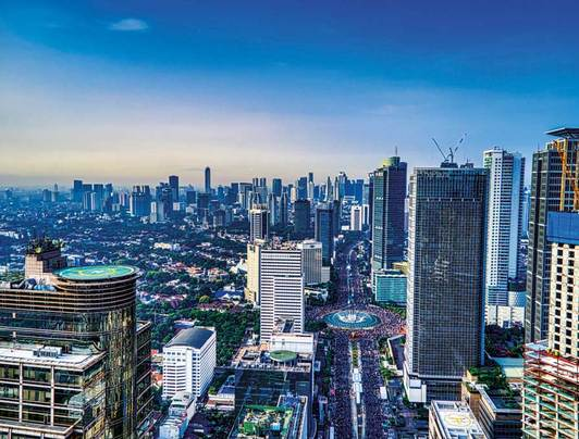 Indonesia's Sustainable Development Becoming More Sustainable