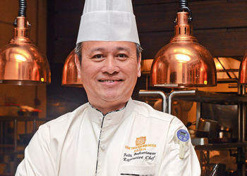 Felix Budisetiawan: The Dharmawangsa's Truly Indonesian Executive Chef