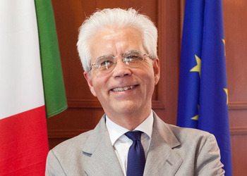 An Interview with H.E. Vittorio Sandalli  Ambassador of Italy to Indonesia
