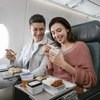 Enjoy a Top Sky Dining Experience with Cathay Pacific