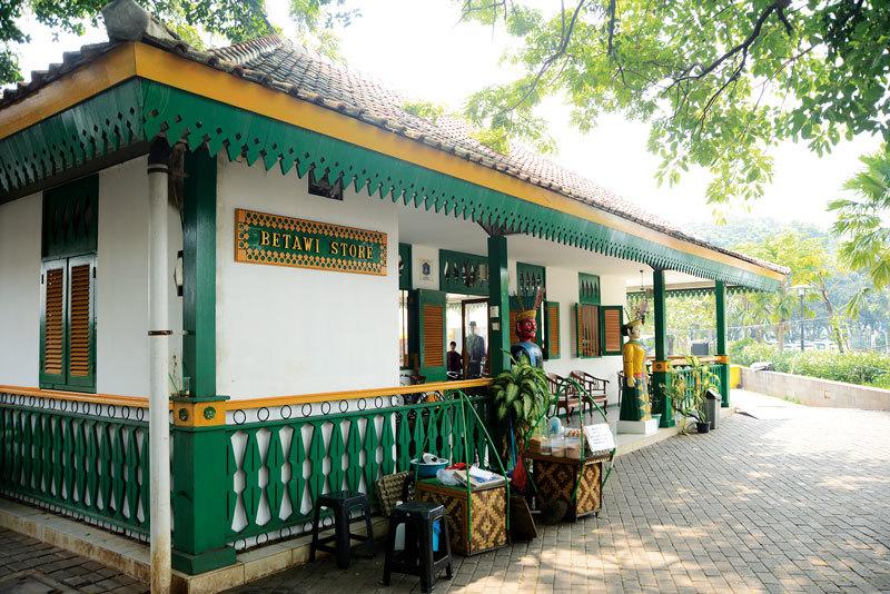 NOW JAKARTA Betawi Store Telling Stories Of Jakarta