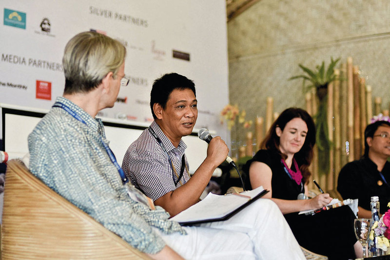 Sharpen your literary abilities at Ubud Writers & Readers Festival