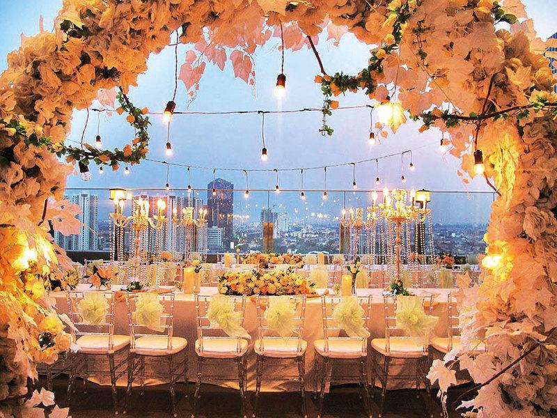 Urban Temples Of Love Top Wedding Venues In Jakarta Now Jakarta