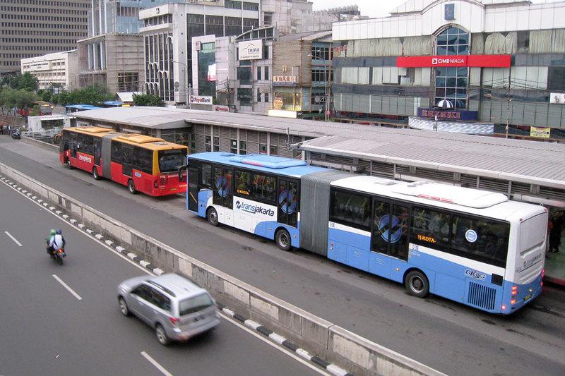 Explore Jakarta With Its Various Transportation Modes Now Jakarta