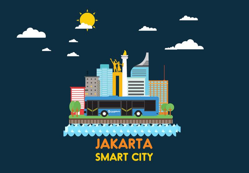 NOW! JAKARTA   Jakarta Online, Jakarta Smart City