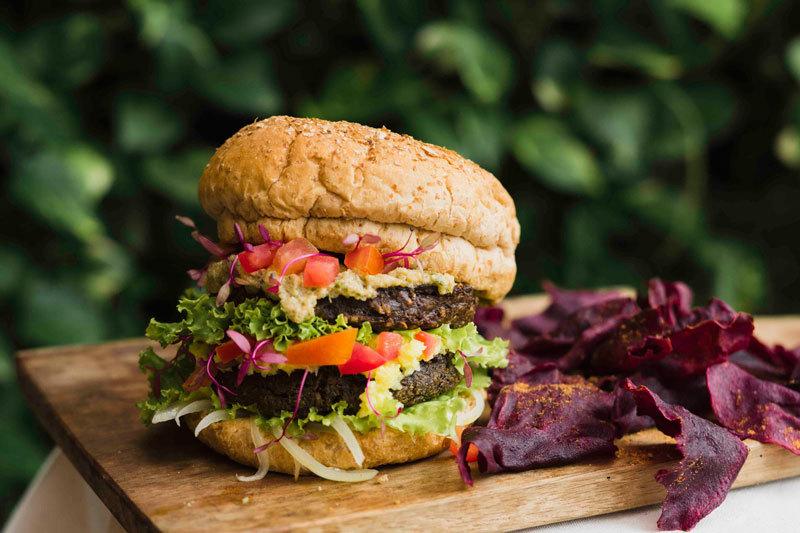 Burgreens Tasty Healthy Environmentally Sustainable Now Jakarta