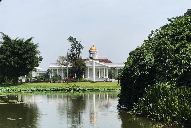 A Visit To The Bogor Botanical Gardens Now Jakarta